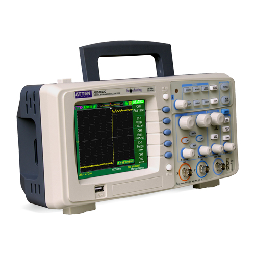 Atten-ADS1022C-25MHz-Dual-Trace-Digital-Storage-Oscilloscope